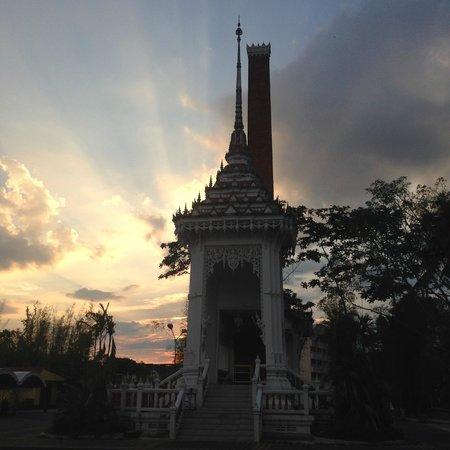 Ban Punmanus : Небольшой храм поблизости