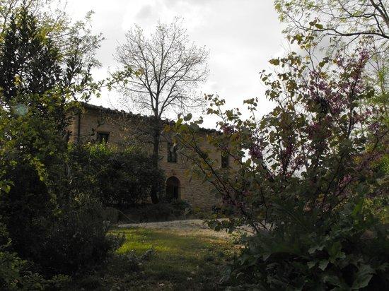 Locanda dell'Istrice : L'edificio principale della locanda