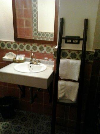 Hotel Zaguan del Darro: Cuarto de baño
