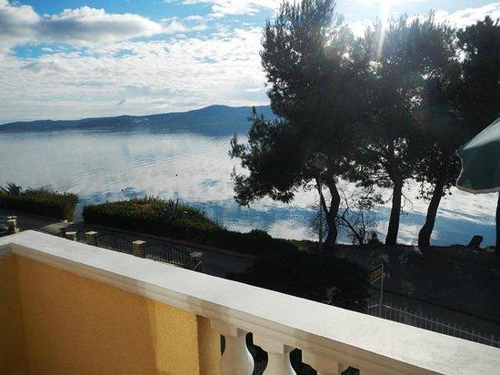 Apartmani Raspovic : view from balcony