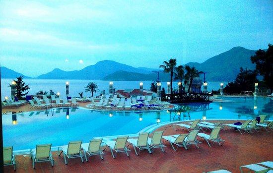 Liberty Hotels Lykia : Amazing views