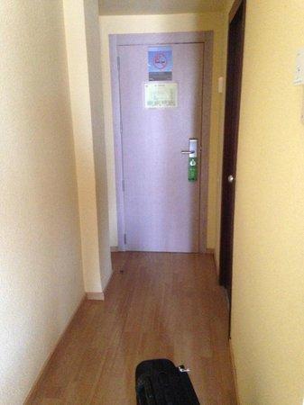 NH Castellón Turcosa: entrada