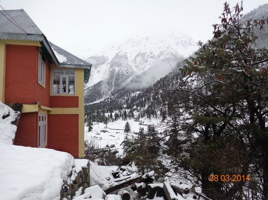 Hotel Rupin River View : Location and amazing views