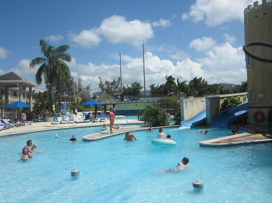 Sunscape Splash Montego Bay : pool