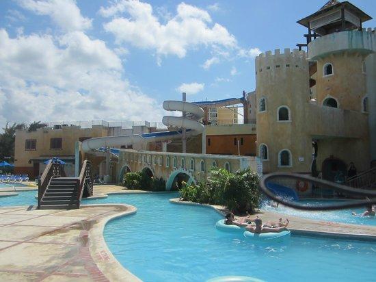 Sunscape Splash Montego Bay : Kids play area