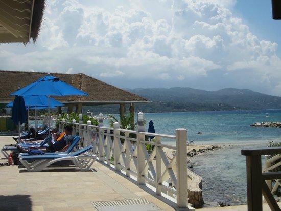 Sunscape Splash Montego Bay : Ocean view