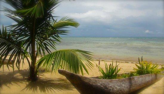 Idylle Beach: Vue du resto