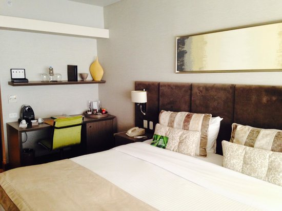 Recoleta Grand: Habitacion 208