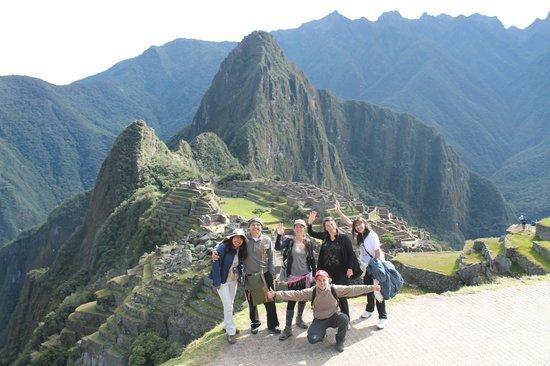 Machu Picchu Viajes Peru : Amigos