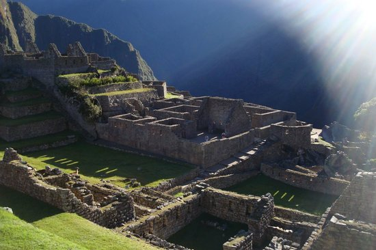 Machu Picchu Viajes Peru : Amanecer
