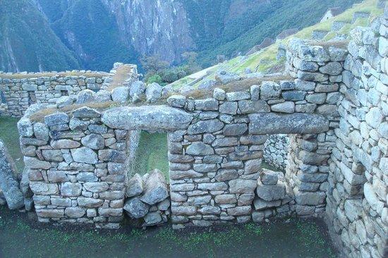 Machu Picchu Viajes Peru : casas