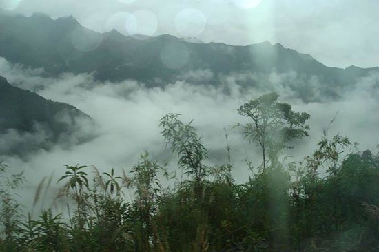 Machu Picchu Viajes Peru : Entre las Nubes