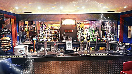 Skegness Bowl: The All New Hollywood Bar