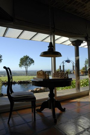 Hotel Art & Spa Las Cumbres : game of chess anyone?