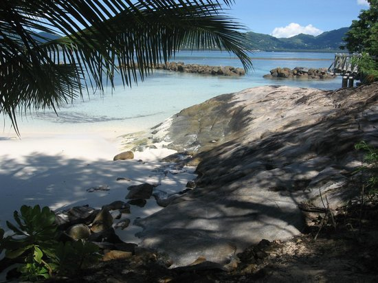 Beachcomber Seychelles Sainte Anne: Beach