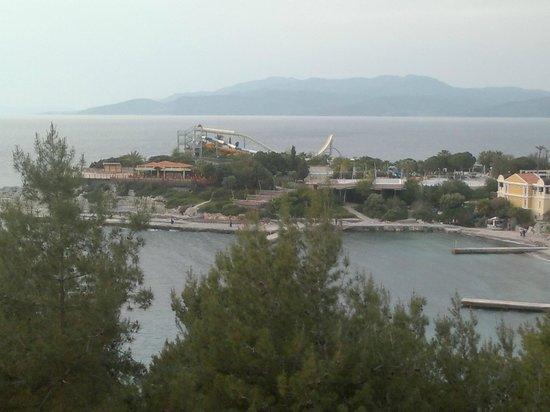 Pine Bay Holiday Resort: Oyun alanı
