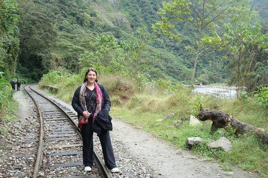 Machu Picchu Viajes Peru : Camino