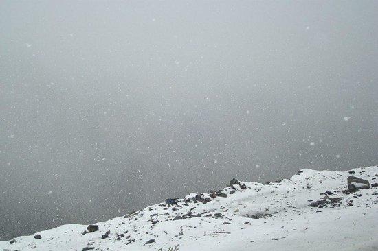 Machu Picchu Viajes Peru: Corniza nevada