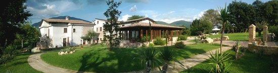 Agristor Country House Borgo Patierno : Panoramica