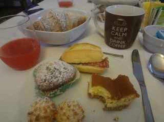 La Locanda del Polacco: La Colazione! Breakfast!