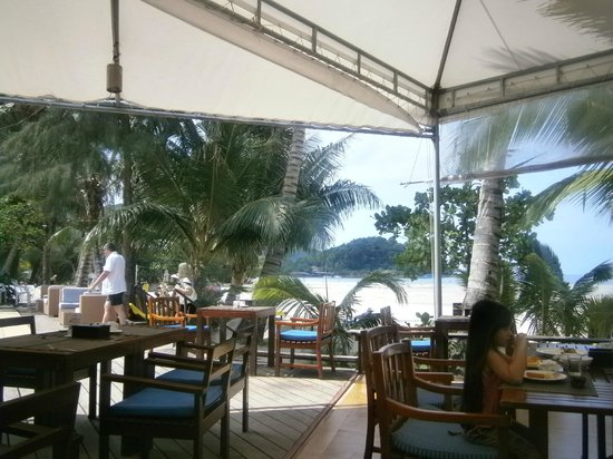 Centara Koh Chang Tropicana Resort : Breakfast