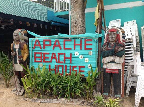Apache Beach House: Гостевой дом