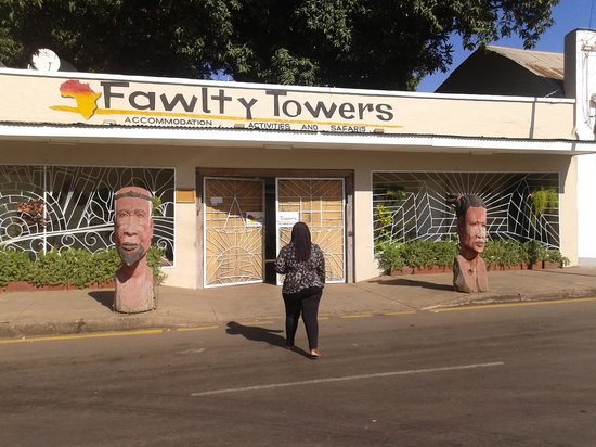 Fawlty Towers: Front View II