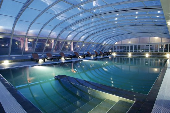 Occidental Playa de Palma: Indoor Pool
