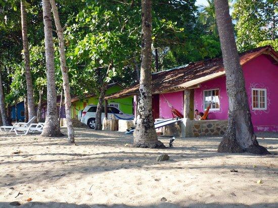 Oasis Surf Camp: le cabanas