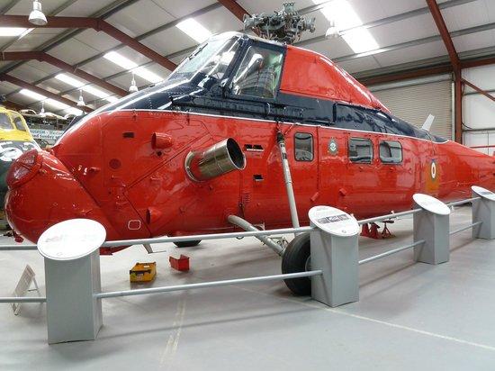 The Helicopter Museum: Queen's flight
