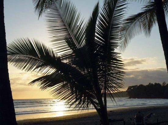 Oasis Surf Camp: tramonto