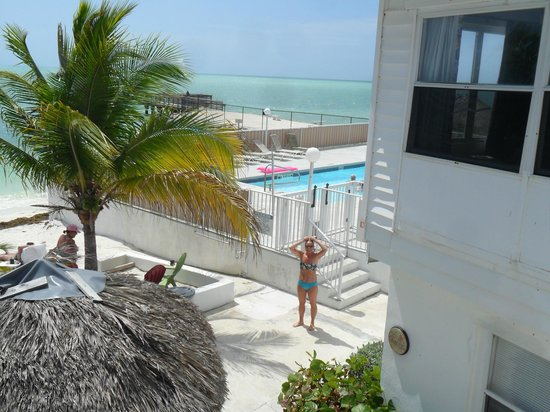 Key West Visitors Center: KEY COLONY BEACH HOTEL