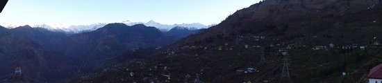 The Srikhand (HPTDC) : View from room