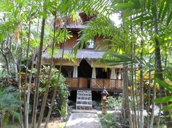 Villa Boreh Beach Resort and Spa Hotel: mon bungalow