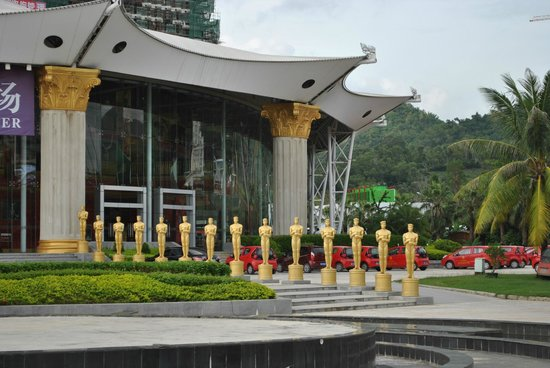 Sanya Beauty Crown Cultural Exhibition Center