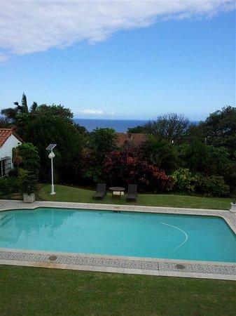 Casabella Guest House: Views from the second floor