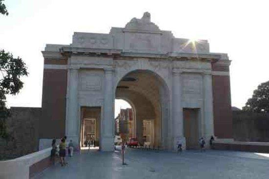 Росс-он-Уай, UK: Menin Gate, Ypres