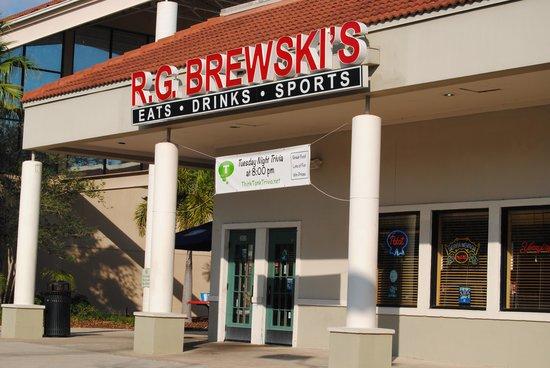 R.G. Brewski's