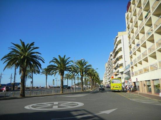 Lloret Beach : Набережная