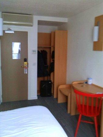 Ibis Paris Gare du Nord: room nr 401