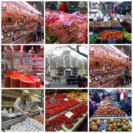 Plaza del Mercado (Plaça del Mercat): Mercat Central