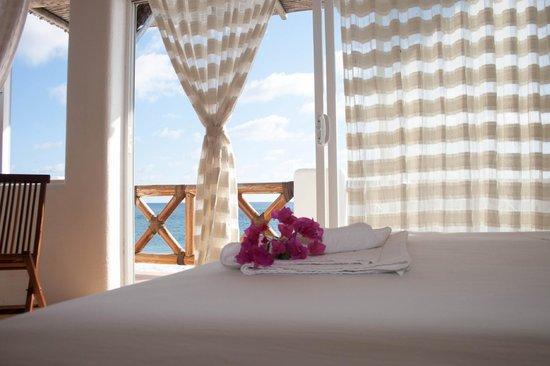 Hotel Estrella de Mar: Habitación en segundo piso