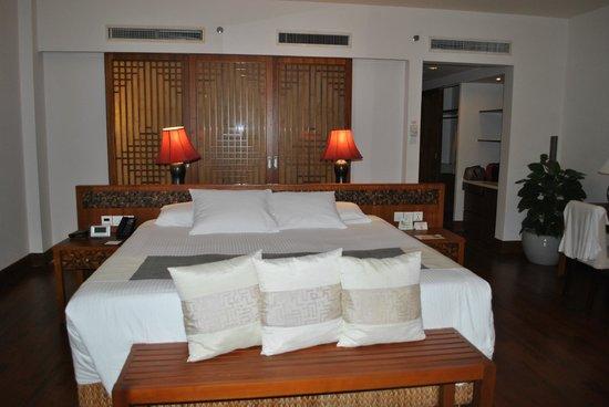 Huayu Resort and Spa Yalong Bay Sanya: Наш номер