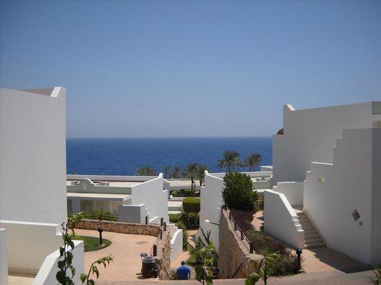 Renaissance Sharm El Sheikh Golden View Beach Resort: visuale camera