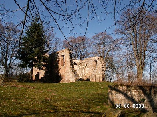 SVG Rasthaus Diemelstadt Inh. Gebruder Bremer : Kirchenruine Alt Rhoden