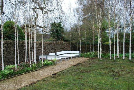 Berkeley House Tetbury: garden