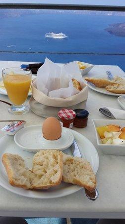 Zenith Blue: Breakfast