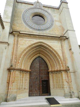Andalusian Center for Contemporary Art : Het gebouw zelf