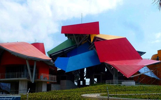 Biomuseo: Museo 1