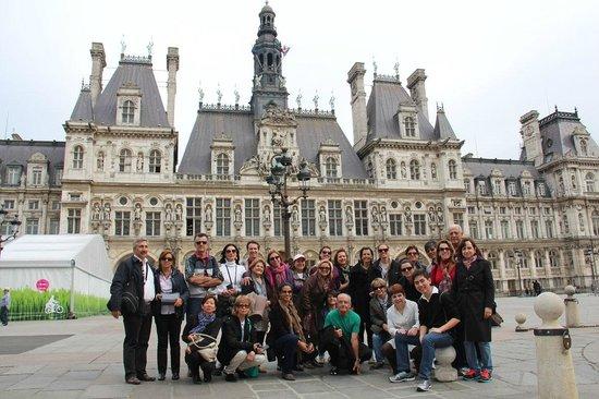 Awesome Guide Tours: Prefeitura de Paris